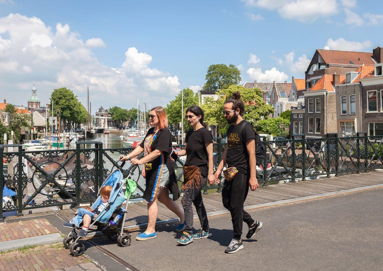 Wandelen in Dordrecht